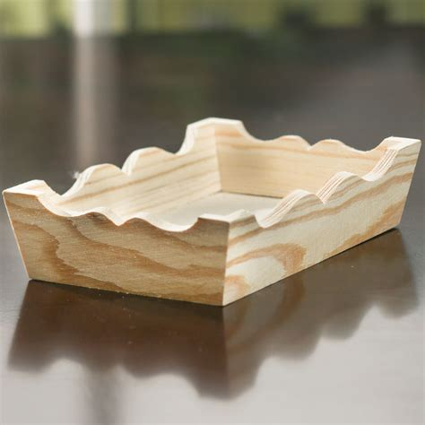 craft for small small wooden trays for crafts