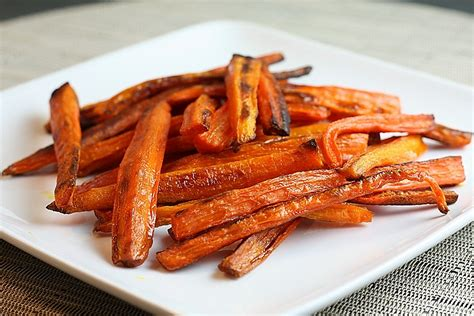roasted carrots first look then cook