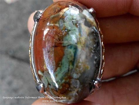 Batu Pancawarna Garut Gambar batu akik garut edong panca warna batu akik cincin