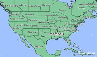 Memphis Map Usa by Where Is Memphis Tn Where Is Memphis Tn Located In