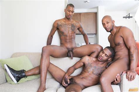 Naked gay black men fucking