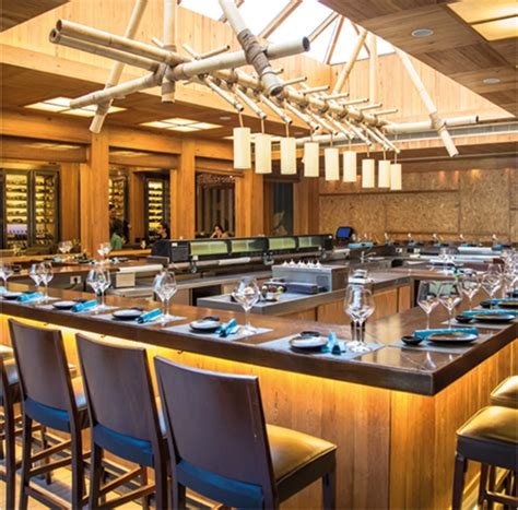 Zen Interior by Le Sushi Bar Restaurant