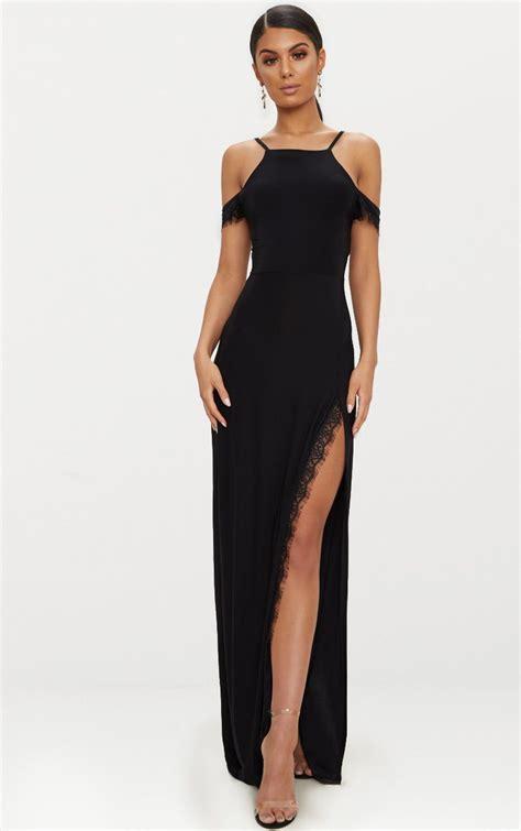 maxi dresses long dresses  prettylittlething aus