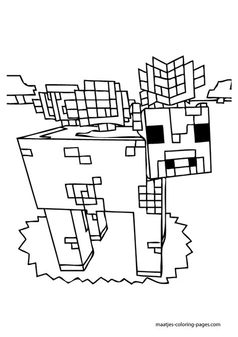 coloring pages of minecraft dogs minecraft mod coloring pages dogs minecraft best free