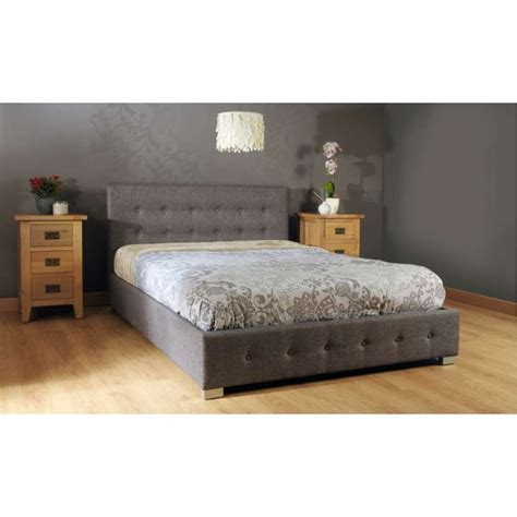 ottoman beds with mattress fabric ottoman storage bed