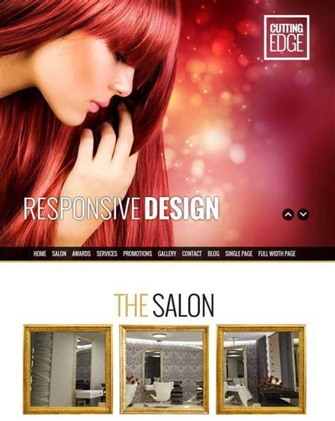 wordpress themes free beauty salon 17 best images about 10 more of the best beauty salon