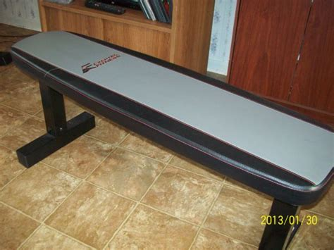 exertec bench exertec weight bench espotted