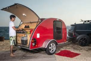 MINI Unveils Three of the World?s Tiniest Luxury Campers MINI Cowley ? Inhabitat