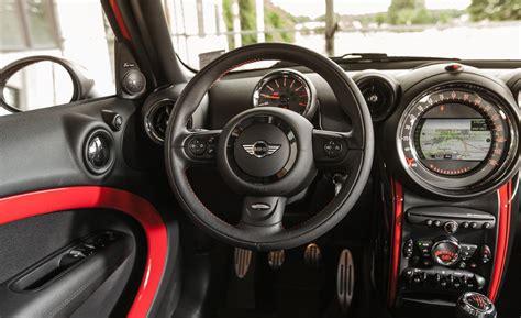 Mini Cooper Countryman S Interior by Car And Driver