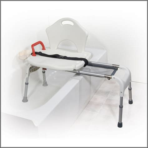 bathtub benches handicapped bathroom safety accessories move safely around the