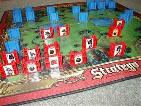 playing stratego pictures  images