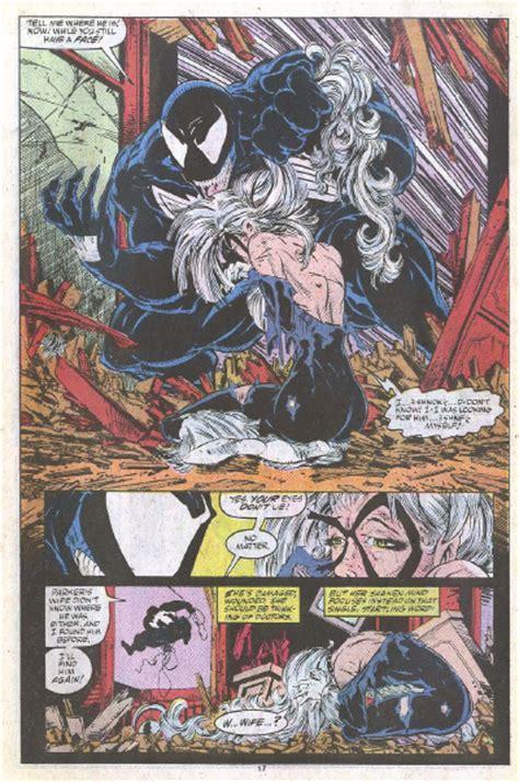 Vs Concept Minidress by Venom Tearing Apart In Black In Amazing Spider 316