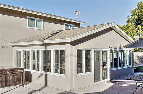 patio room additions california sunroom cost