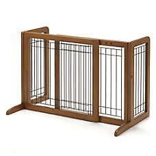 puppy gates petsmart richell freestanding pet gate doors gates petsmart