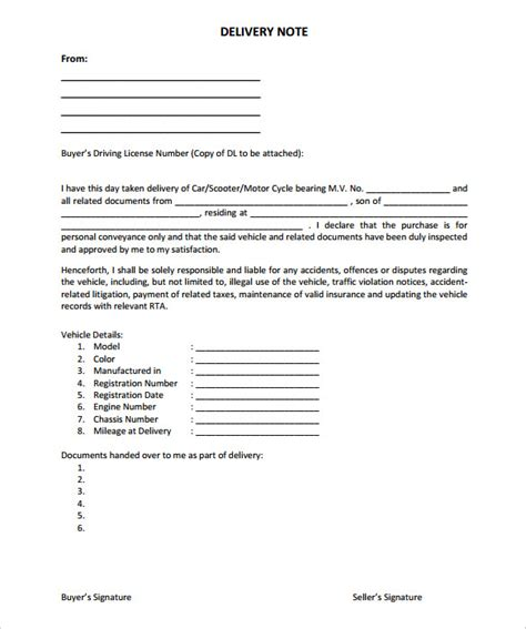 shipping and delivery policy template dangerous goods notes and dangerous goods declarations
