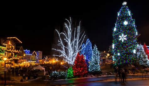 lights of christmas washington state your guide to the leavenworth wa winter festival