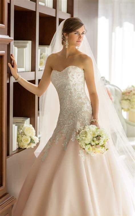 Pre Fall Part 2 Greyish Dress essense of australia wedding dresses 2014 collection