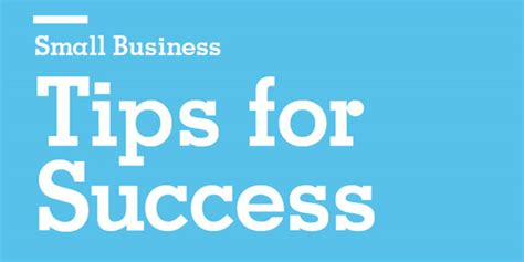7 excellent tips for successful launch of your first home small business tips for success