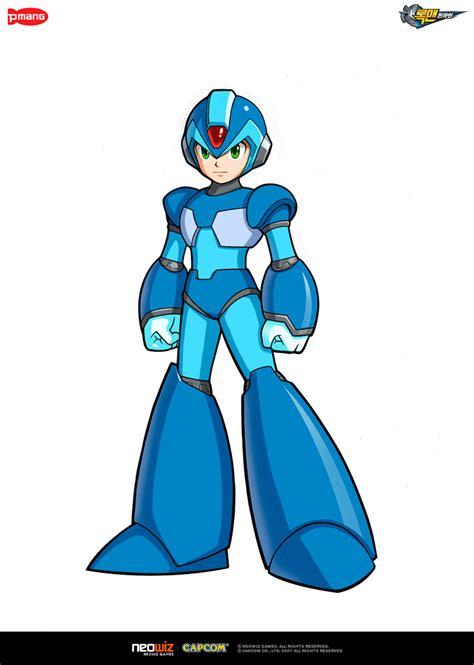 game design mega man x 4gamer net スクリーンショット 韓国neowiz gamesで開発中の ロックマンオンライン は 3d