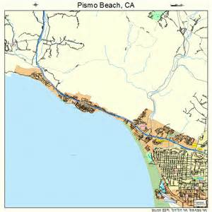 pismo california map 0657414