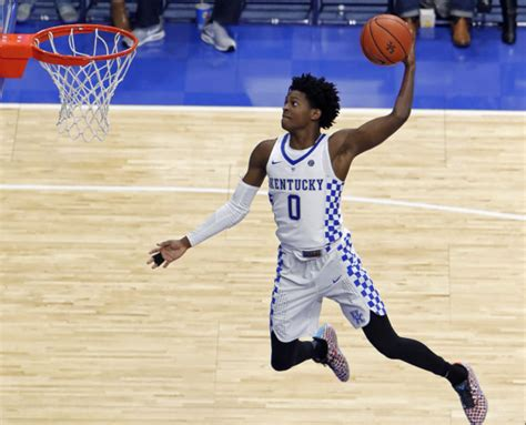 uk basketball schedule home games 2k helped de aaron fox become an elite nba prospect bso