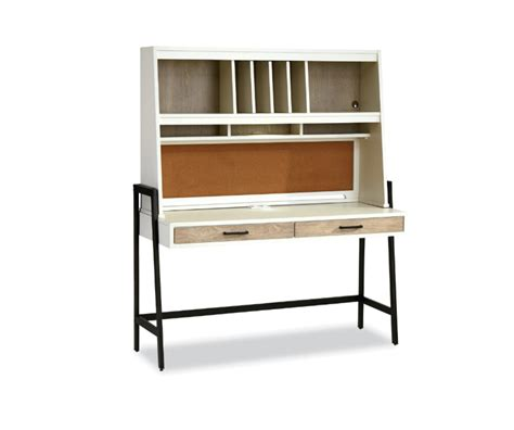 Elly Writing Desk & Hutch   Decorium Furniture