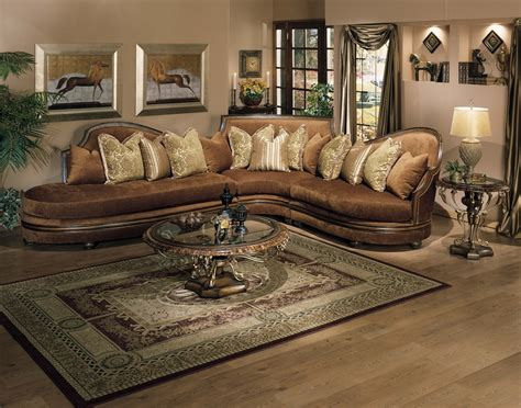 benetti s italia ravenna luxury sectional set