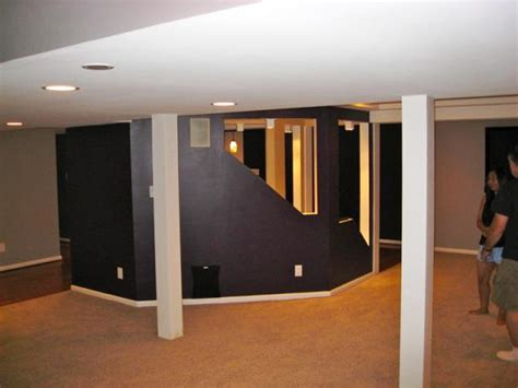 Low Ceiling Basement Remodeling Ideas Beautiful Low Ceiling Basement Remodeling Ideas Compilation Home