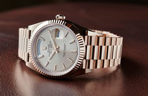 s day date in depth the rolex oyster perpetual day date 40 ref