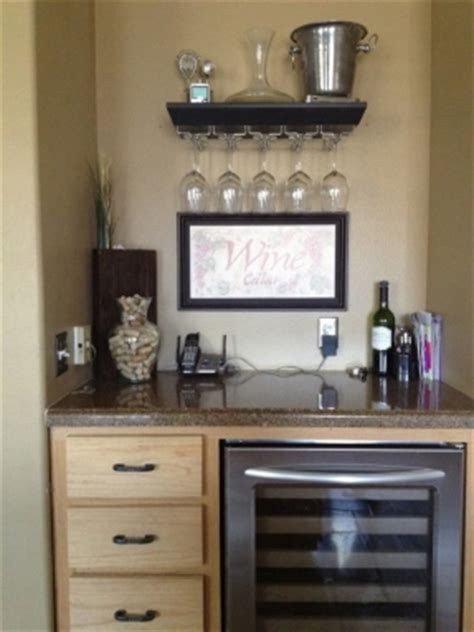 Small Bar Area Ideas Design Mini Fridge Foter
