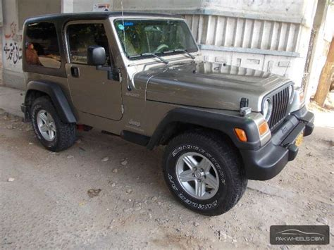 Open Jeep For Sale In Pakistan Used Jeep Wrangler For Sale In Pakistan