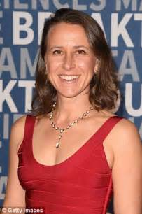 anne wojcicki opens up about dating a rod   daily mail online