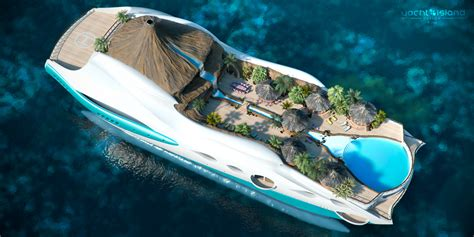 yacht island design check this out 009 tropical island paradise by yacht