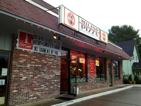 milford house of pizza milano house of pizza milford restaurant reviews phone