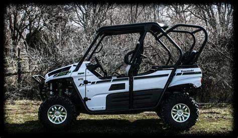 teryx4 bench seat kawasaki teryx 2014 back seat and roll cage kits utv accessories