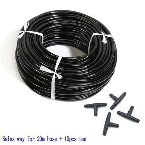 Connector 4 7 Mm 20m 4 7 mm hose 10 pcs connector garden irrigation