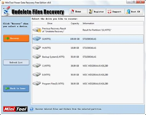 Disk Recovery windows 7 disk data recovery
