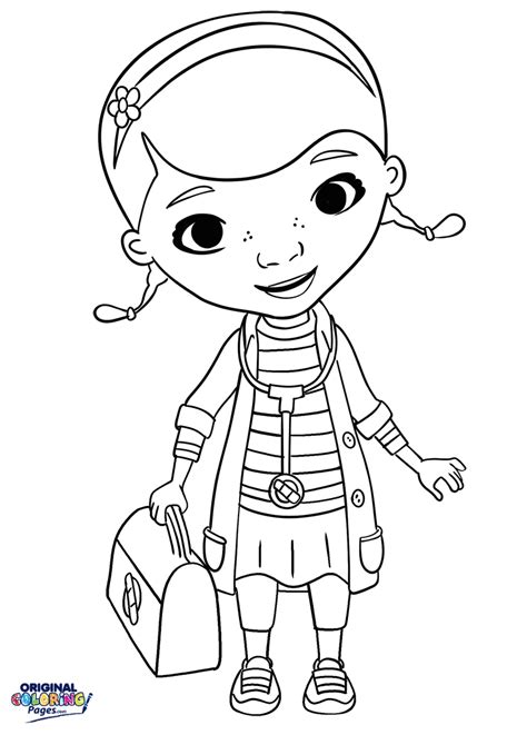 printable coloring pages doc mcstuffins doc mcstuffins coloring pages coloring pages designs