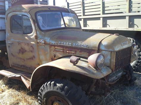 dodge parts dodge power wagon parts truck no1