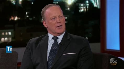 sean spicer on jimmy kimmel 4 takeaways from sean spicer s interview with jimmy kimmel