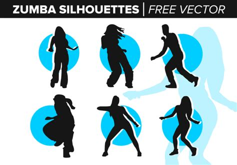 zumba steps free download zumba dance silhouette vector related keywords