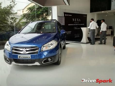 Maruti Suzuki Car Showroom In Bangalore Maruti Suzuki Opens 175th Nexa Showroom At Electronic City