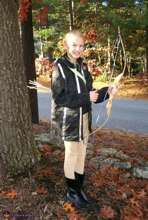 katniss everdeen hunger games halloween costume