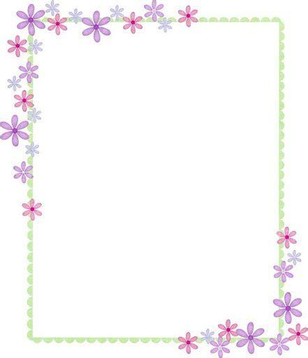 presentacion para cuadernos lindos apexwallpapers com las 25 mejores ideas sobre marcos para word en pinterest