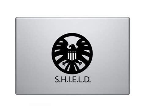 Tokomonster Decal Sticker Apple Iphone Captain America 4 Buah 1 shield vinyl decal sticker skin for apple macbook