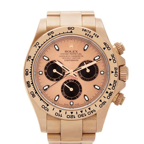 Rolex Ls20 Rosegold rolex daytona 116505 gold world s best