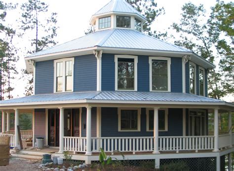 octagonal houses the octagon house kara o brien renovations atlanta ga