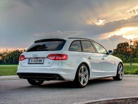 Audi A4 Avant 3 0 Tdi Quattro Verbrauch by Audi A4 Avant 3 0 Tdi Quattro Testbericht Auto Motor