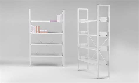 librerie metallo librerie armadi e mobili contenitori in metallo per