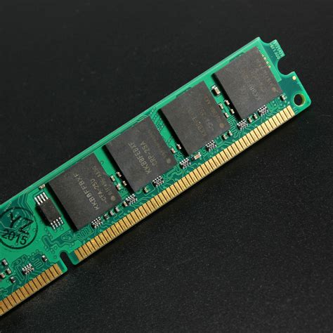 Memory Ram Ddr2 2gb memory ram 2gb ddr2 800 mhz pc2 6400 non ecc desktop pc dimm memory ram 240 pins for sale in